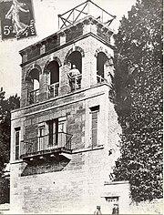 Belvédère du Château de Guernon-Ranville