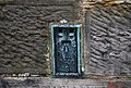 Benchmark, St Alban's Church, Frant - geograph.org.uk - 1272672.jpg