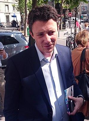 Benjamin Griveaux - Benjamin Griveaux during the 2017 legislative election campaign