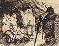 Benjamin Robert Haydon - Study of a Biblical Scene - B1977.14.2592 - Yale Center for British Art.jpg