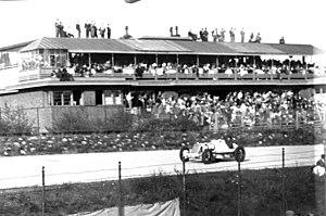 AVUS - AVUS race, 1931