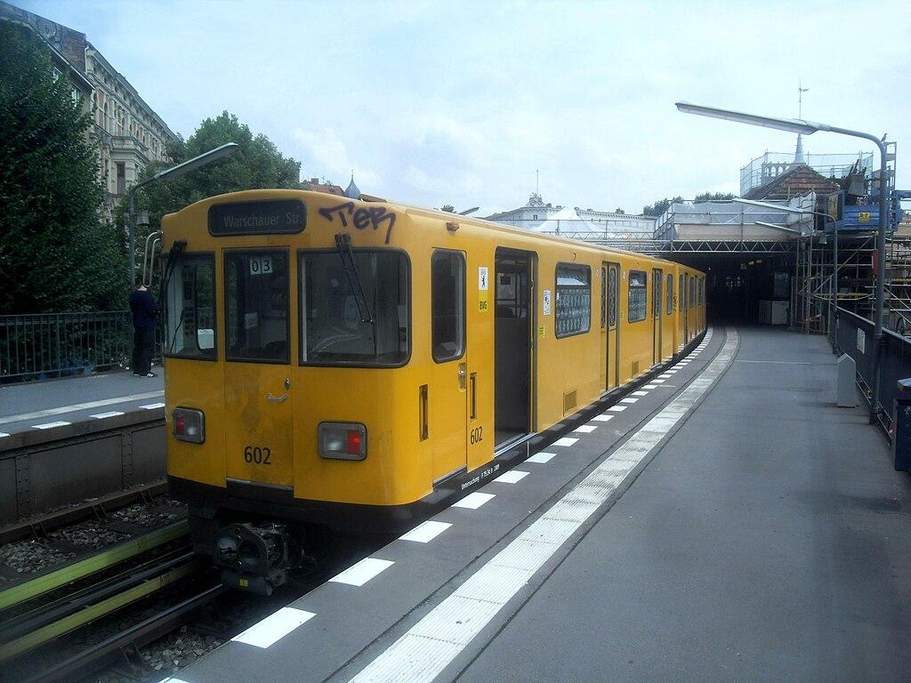 Rundown state of Berlin s U-Bahn lines has hit crisis point