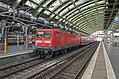 Berlin Ostbahnhof DB 112 110 Flughafen Schönefeld-Nauen (15573274698).jpg