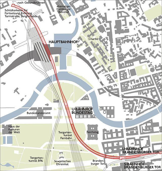 U55 Berlin UBahn Wikiwand