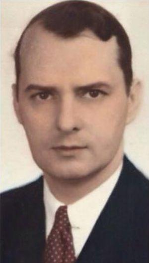 Bernard H. Paul - Bernard Paul in 1939