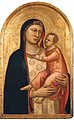 Bernardo Daddi - Madonna and Child - WGA5861.jpg