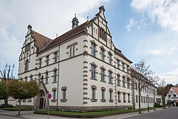 Seegasse in Bernburg