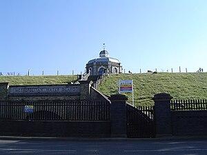 Bessborough Reservoir - Input station for Bessborough and Knight Reservoirs