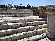 ����� ����� ����� 180px-BetShe'an_-_stairs_from_a_Roman_temple.jpg