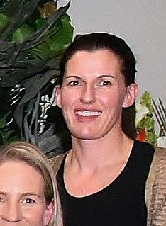 Beth Jurgeleit New Zealand field hockey player