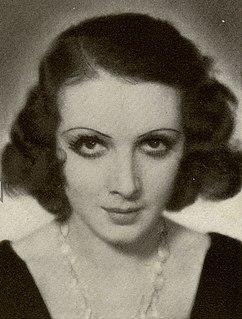 Betty Amann German-American actress