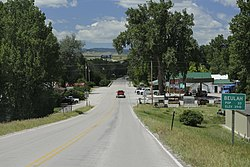 Beulah, Wyoming seen from Old Highway 14.jpg
