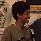 Beverly Manley in the Oval Office in 1977