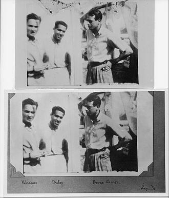 Bhai Pratap Dialdas - Image: Bhai Pratap with Prince George, Jan 1931