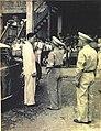 Bhumibol Adulyadej in Ratchaburi (1954) 02.jpg