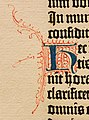 Biblia de Gutenberg, 1454 (Letra H) (21213915543).jpg
