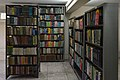Bibliography shelves in Chittagong University Library (04).jpg