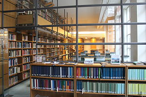 German Historical Institute Paris - Library of the GHIP