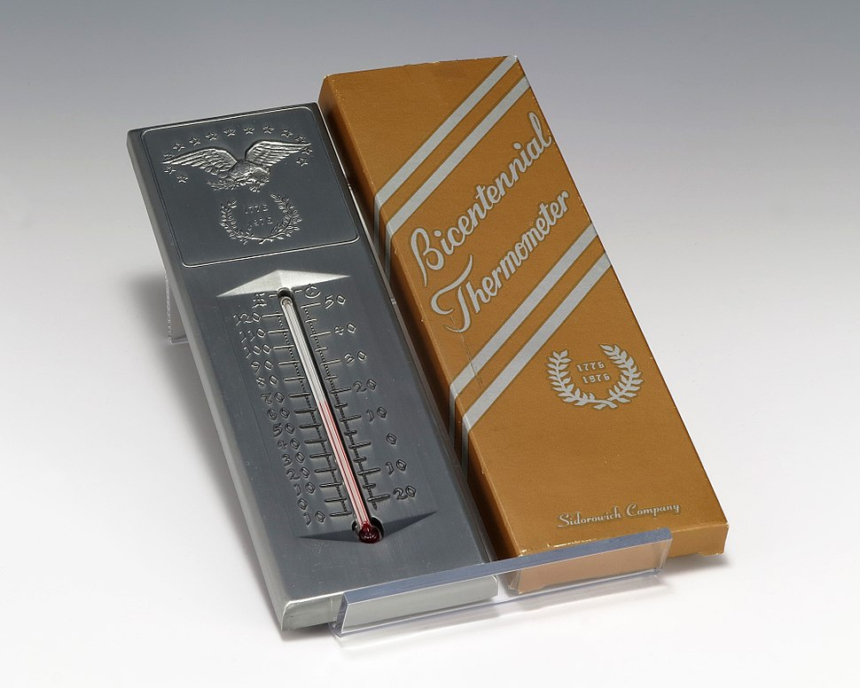 Bicentennial Thermometer