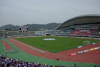 Edion Stadium Hiroshima stadium