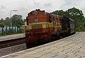 Bijapur-Bolarum-HYD Passenger at Ammuguda 02.jpg