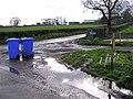 Bin collection, Ballyriff - geograph.org.uk - 300783.jpg