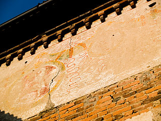 Binago Casale Cassinazza affresco stemma.jpg