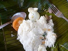 Binalot- local rice meal in the Philippines.jpg