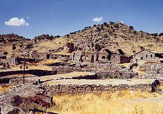 Binbirkilise Historical region in Turkey