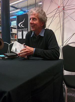 Blake Morrison - Morrison at the Derby Book Festival in 2015