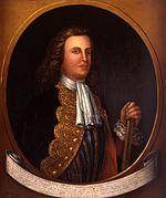 Blas de Lezo, el marino español cojo, tuerto y manco, quien fue el estratega y defensor clave de la ciudad frente al ataque inglés en 1741, para la victoria final española en una apabullante desventaja numérica.