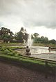 Blenheim Palace - Fountain - 1993.jpg