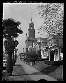 Ford Of Franklin >> Blessed Sacrament Catholic Church, Hollywood - Wikipedia