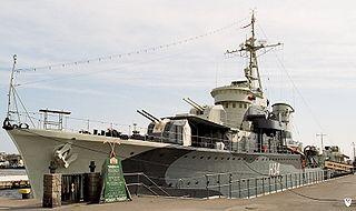 ORP <i>Błyskawica</i> Grom-class destroyer