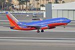 Boeing 737-7H4(w) 'N479WN' Southwest (28859070962).jpg