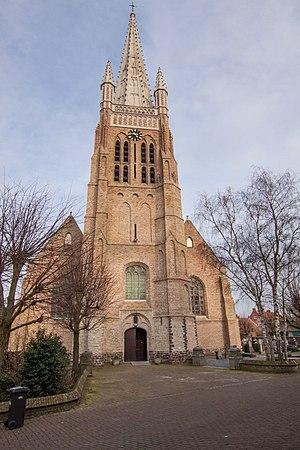 Boezinge - Boezinge St. Michael's Church