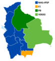 Bolivian governors elections map 2010.png
