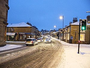 English: Bolton Street Ramsbottom This was Bol...