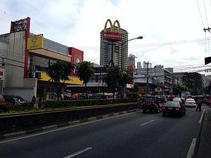 Boni Avenue - Boni Avenue at Barangka Drive