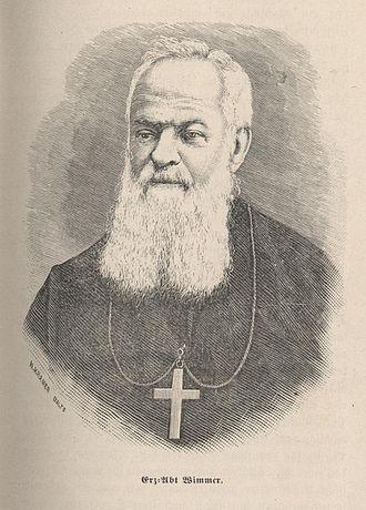 Boniface Wimmer - Boniface Wimmer OSB (1809-1887)