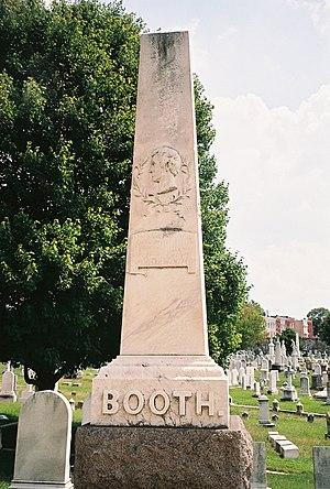 Junius Brutus Booth