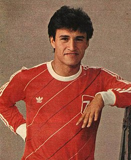 Claudio Borghi (football manager) Argentine footballer and manager