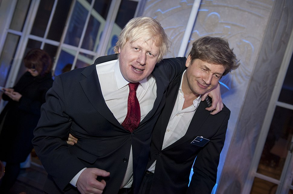 Boris Johnson Leo Johnson