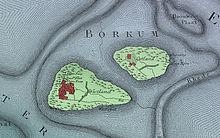 Borkum Karte Strassen.Borkum Wikipedia