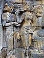 Borobudur - Divyavadana - 118 E (detail 1) (11705499556).jpg