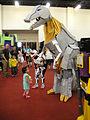 BotCon 2011 - Transformers cosplay - Grimlock (5802628188).jpg