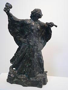 Bourdelle sculptress p1070128