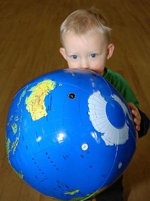 Child with the Earth for Sing for the Earth