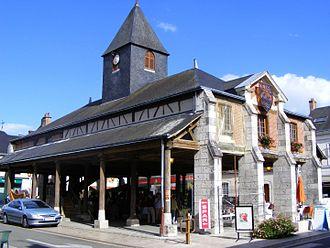 Bracieux - Covered market
