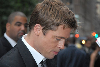 Brad Pitt 2007
